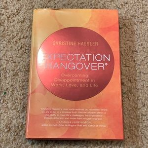 Expectation Hangover (hard cover book)